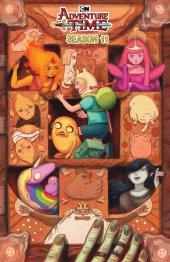 Adventure Time Season 11 #4 Preorder Variant