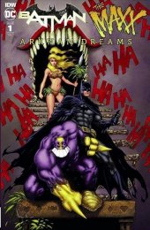Batman / The Maxx: Arkham Dreams #1 Jason Metcalf Variant