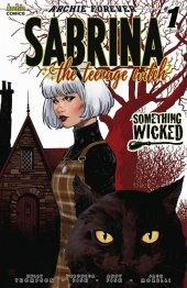Sabrina The Teenage Witch: Something Wicked #1 Cover E Stewart