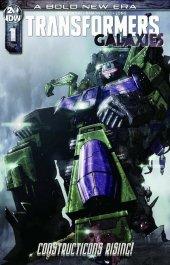 Transformers: Galaxies #1 Livio Ramondelli Torpedo Comics Retailer Exclusive Variant Cover