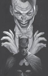 The Joker 80th Anniversary 100-Page Super Spectacular #1 Ben Oliver Variant C (Virgin Granite)