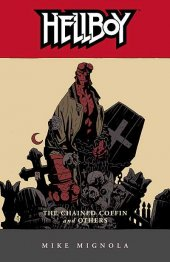 hellboy vol. 3: the chained coffin and others tp second edition