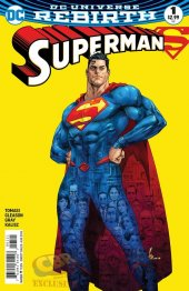 Superman #1 Variant Edition