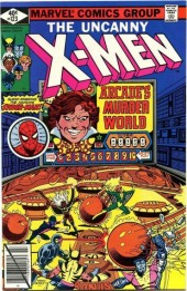 The X-Men #123