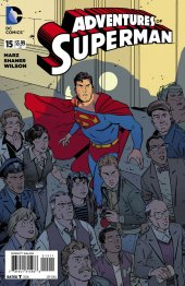 Adventures of Superman #15