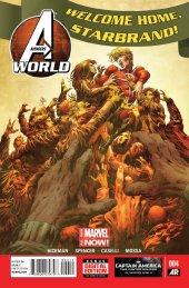 Avengers World #4