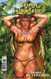 Grimm Fairy Tales #33 Cover C Dipascale