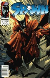 Spawn #3 Newsstand Edition
