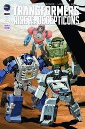 The Transformers #21 Cover B Su