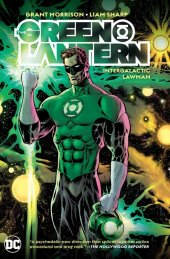 The Green Lantern Vol. 1: Intergalactic Lawman HC