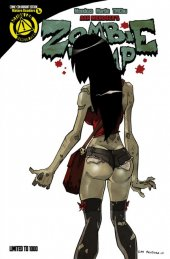 Zombie Tramp #1 San Diego Comic-Con Variant
