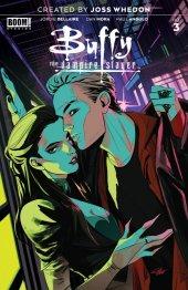 Buffy the Vampire Slayer #3 1:25 Walsh Cover