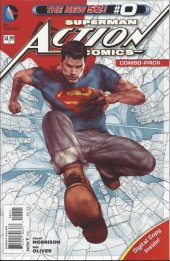 Action Comics #0 Combo Pack