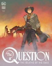 The Question: The Deaths of Vic Sage #2 Risso variant