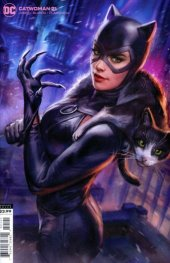 Catwoman #21 Variant Cover