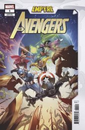 Empyre: Avengers #1 Jacinto Variant