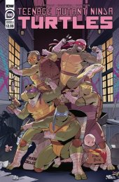 Teenage Mutant Ninja Turtles #109
