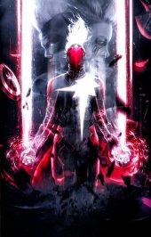 Captain Marvel #16 1:50 BossLogic Virgin Variant
