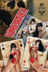 Vampirella #7 Cover D Gunduz