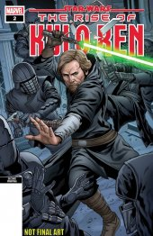 Star Wars: The Rise of Kylo Ren #2 2nd Printing