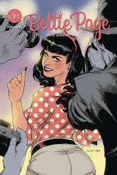 Bettie Page #1 Cover D Ohta