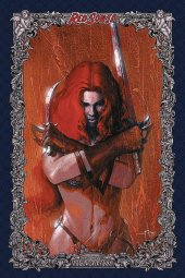 Red Sonja: Age of Chaos #2 1:60 Dell Otto Icon Cover