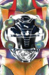 Mighty Morphin Power Rangers / Teenage Mutant Ninja Turtles #5 Raphael Cover