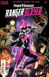 Mighty Morphin Power Rangers: Ranger Slayer #1 Original Cover