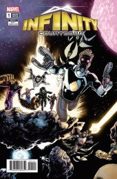 Infinity Countdown #1 Aaron Kuder Connecting Variant
