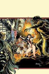 Red Sonja & Vampirella Meet Betty & Veronica #12 1:30 Braga Virgin Cover