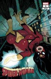 Spider-Woman #1 Adam Hughes Variant