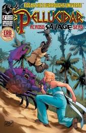 Pellucidar: Across Savage Seas #2