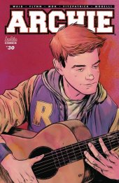Archie #30 Cover B Gorham