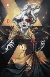 DIE #10 Cover B Dittman