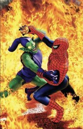 The Amazing Spider-Man #49 Mike Mayhew Variant B