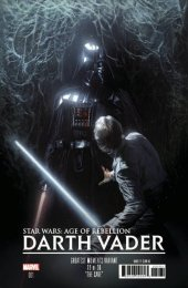 Star Wars: Age of Rebellion - Darth Vader #1 Gabriele Dell'Otto Greatest Moments Variant