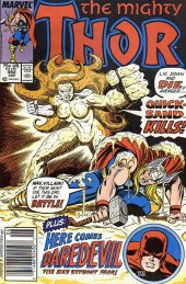 The Mighty Thor #392 Newsstand Edition