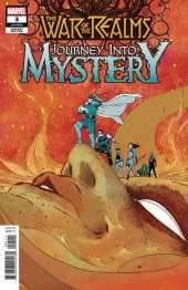 War of the Realms: Journey Into Mystery #3 Marcos Martin