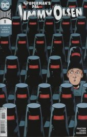 Superman's Pal, Jimmy Olsen #11