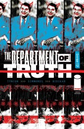 IMAGE COMICS DEPARTMENT OF TRUTH #2 COVER B WARD