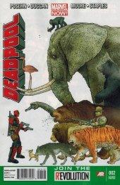 Deadpool #2 3rd Printing
