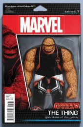 Guardians of the Galaxy #1 Christopher Action Figure Variant