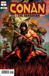 Conan the Barbarian #1 Jesus Saiz Variant