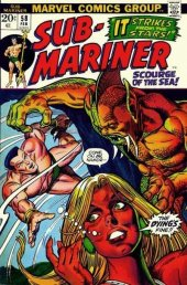 Sub-Mariner #58