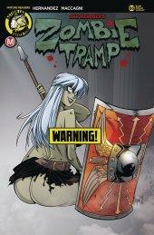 Zombie Tramp #66 Cover B Maccagni Risque