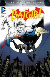 Batgirl #50 Fade Variant