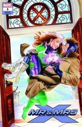 Mr. & Mrs. X #1 Mike Mayhew Variant