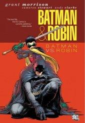 batman and robin vol. 2: batman vs. robin tp