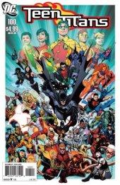 Teen Titans #100 Variant Edition