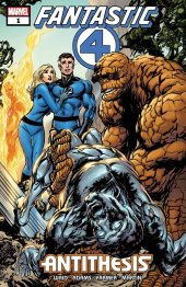 Fantastic Four: Antithesis #1 variant cover